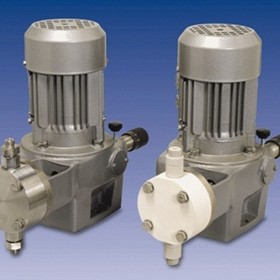Metering Piston & Diaphragm Pumps