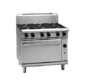 Commercial Ovens & Cooktops