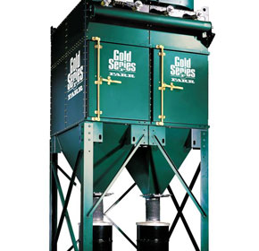 Dust Collector | Camfil Farr Gold Series