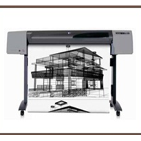 Technical Printer | HP Designjet 500