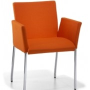 Fully Upholstered Visitor Chair | Bebe
