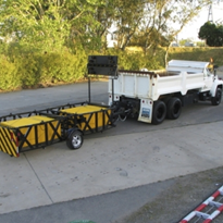 Trailer Mounted Attenuator | SafeStop SST