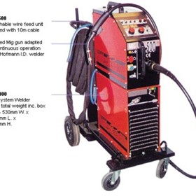 Multisystem Welder PS3000