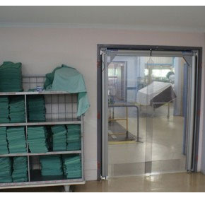 Swing Doors - Flexible PVC | 2400 Series