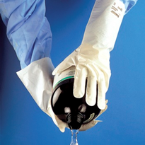 Correct hand protection from chemicals is critical