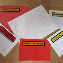 Invoice Enclosed Envelopes - WRS