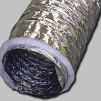 Insulated Flexible Ducts | ACOUSTIC R0.6
