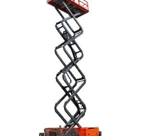Scissor Lift | Rough Terrain | Summit SL1623-AWD