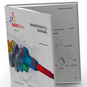 Documentation Software - SolidWorks 3DVIA Composer
