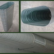 Oval Duct