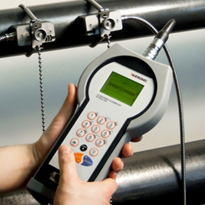Clamp-On Ultrasonic Flowmeter - Katronic KATflow 200