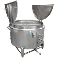 Basket Batch Cooker Quench Chill -  iopak