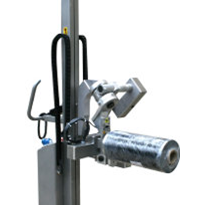 Stainless Steel Reel Handler - Logistec