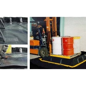 Portable Spill Containment Bund - Quickbund Up to 24000 Litres