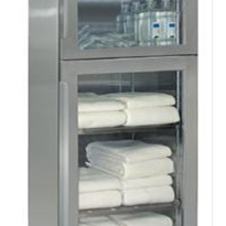 Digital Warming Cabinet with Glass Door - Large