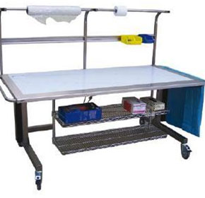 CSSD Equipment - Electric Wrap Station