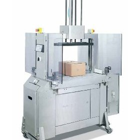"Automatic Strapping Machine - SoniXs TRP-VA ""washdown"""