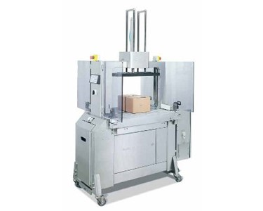 Stainless Steel Strapping Machine - SONIXS TRP-VA