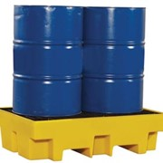 Spill Pallets | 2-Drum Storage 230 Litres SKU - TSSBP2