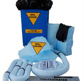 Spill Station Chemical Spill Response Kits