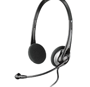 Headsets - Plantronics .Audio 326 Stereo Headset