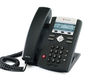 VoIP Handsets - Polycom SoundPoint IP 335