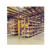 Heavy Duty Shelving - Brownbuilt Uni-Channel (Metric)