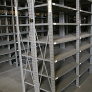 Heavy Duty Shelving - Steelbilt S-type