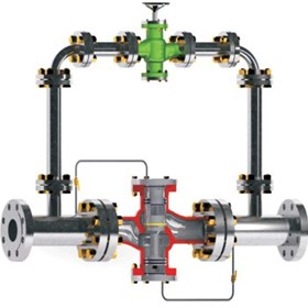 Excess Flow Shutdown Valve - Hydromine