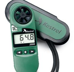 Wind & Weather Instruments | Kestrel®