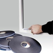 Double Faced PVC Vinyl Glazing Tape - Gaska Tape Australia