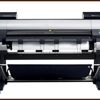 Large Format Printer | imagePROGRAF iPF8000S
