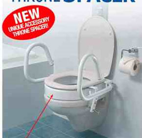 Toilet Spacers & Electronic Bidet Seats | Throne