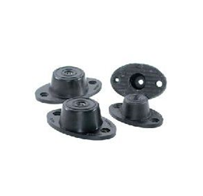 High Deflection Mounts - suitable for stationary applications