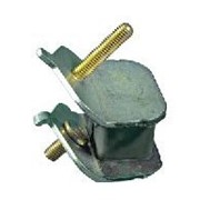 Flanged Vibration Isolators - Small Vee