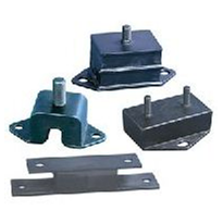 General Flanged Vibration Isolators