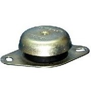 Flanged Vibration Isolators - Slimline