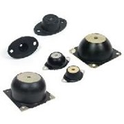 High Deflection Vibration Isolators