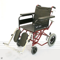 Tilt Recliner Wheelchair | Glide Series - RBT Model