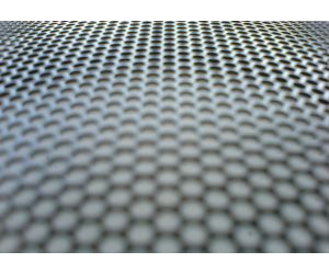 Instead of tearing randomly, graphene seeks the path of least resistance.