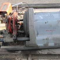 Used Pipe Treaders - Ridgid 1822-I