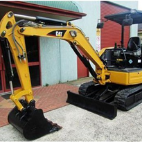 Used Mining Excavator - Caterpillar 303C CR