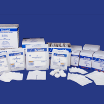 EcoAid® Non-Woven Swabs & Balls (24 25 Series)