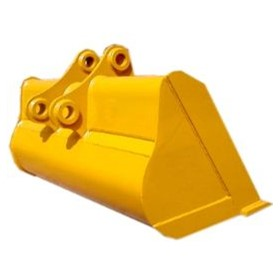 Excavator Bucket | Clean Up