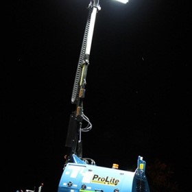 ProLite | Metal Halide Light Towers Series II