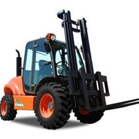 Rough Terrain Forklifts - AUSA C300/350