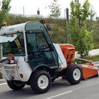 Sweepers - AUSA BD202HL