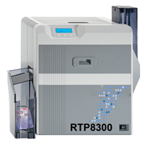 Retransfer ID Card Printer | RTP8300