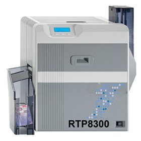 RTP8300 Retransfer ID Card Printer