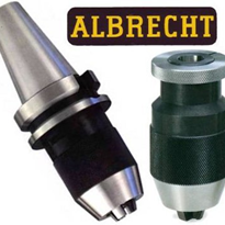 Super Precision Keyless Chucks - Albrecht